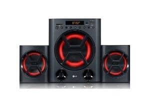 LG LK72B Boom Blastic Multimedia Speakers
