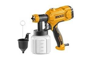 INGCO POWERTOOLS & HANDTOOLS Metal Electric Spray Gun