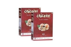Go Crackers Brown Walnuts
