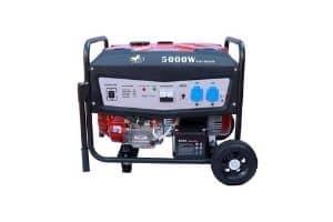 XLNT 6500 E Gasoline Powered Generator