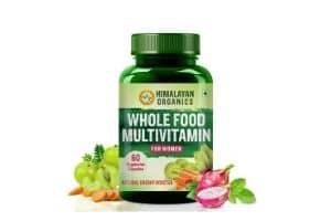 Himalayan Organics Whole Food Multivitamin