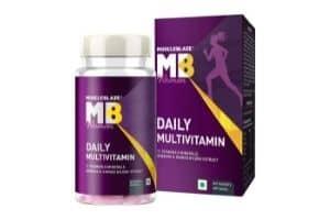MuscleBlaze Daily Multivitamin for Women