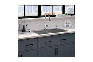 ASTER PM-DB-3718-FP Kitchen Sink