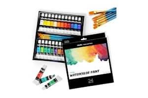 Ohuhu Watercolor Paint Tubes